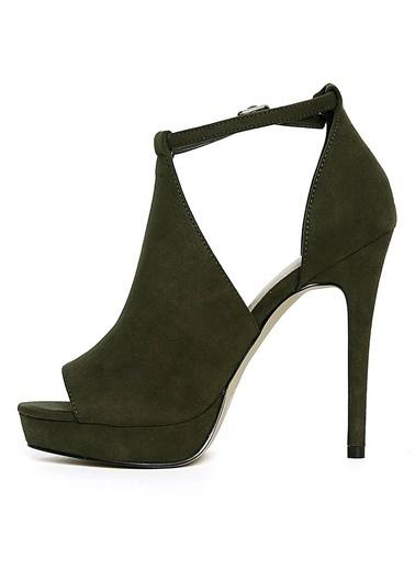 Yüksek İnce Topuklu Ayakkabı-Aldo